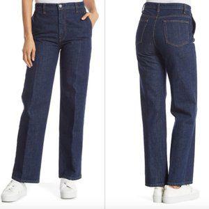 $310 NWT Helmut Lang Wide Leg Jeans 27 28
